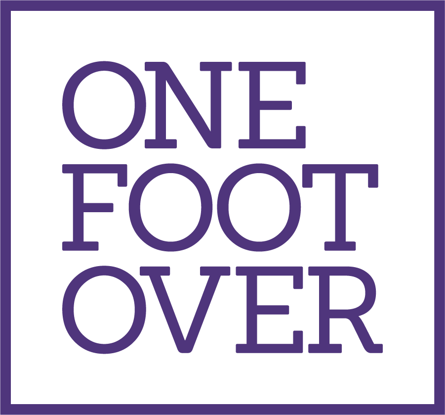 One Foot Over Logo